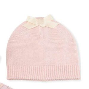 UGG BABY BOW BEANIE HAT